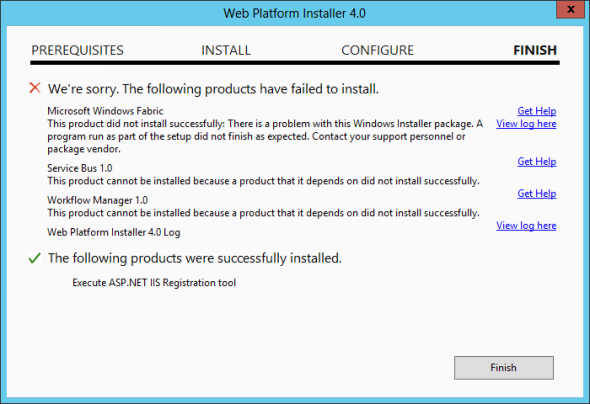 Error Workflow Manager